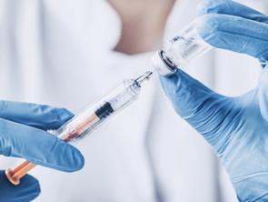 Neu: Covid-Impfung - Bitte Termine Online vereinbaren