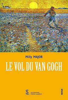COUVERTURE Recto- LE VOL DU VAN GOGH - R