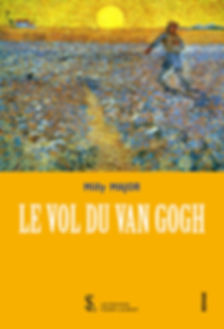 COUVERTURE Recto- LE VOL DU VAN GOGH - R