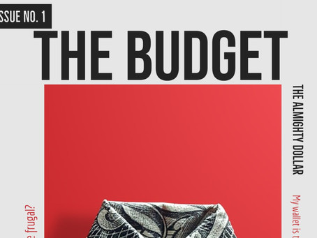 The Budget Talk - Issue No. 1