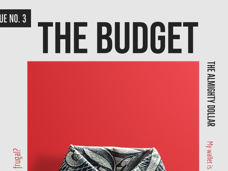 The Budget Talk - Issue No. 3