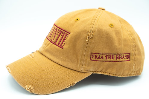 Distressed Butter Zad Hat