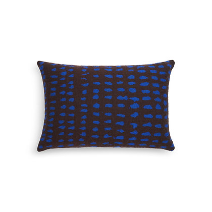Ethnicraft Brown Dots cushion