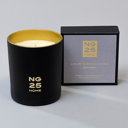 NG25 HOME BYRON LUXURY FRAGRANCED CANDLE