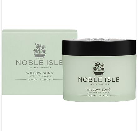 Noble Isle Willow Song Body Scrub