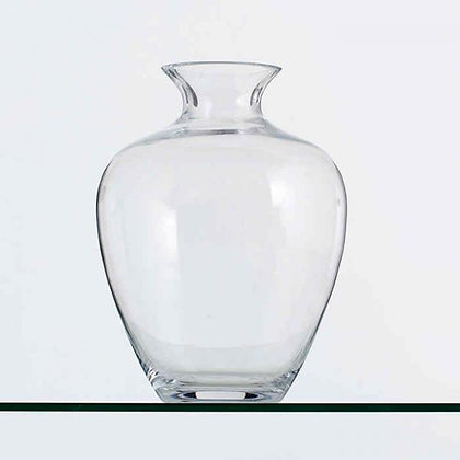 Flamant Millo Clear Glass Vase