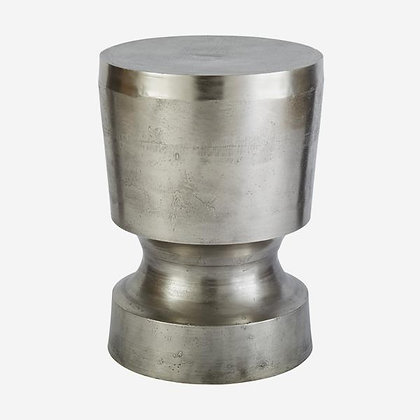 Cast Aluminium Frankel side Table/Stool