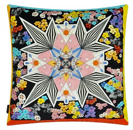 Christian Lacroix Flowers Galaxy Multicolore Cushion Cushion