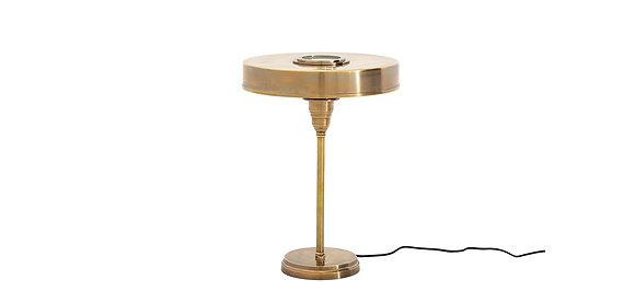 Flamant Brushed Brass Desk Lamp
