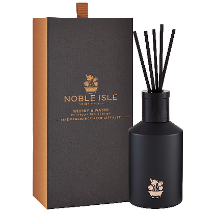 Noble Isle Whisky and Water Fine Fragrance Diffuser