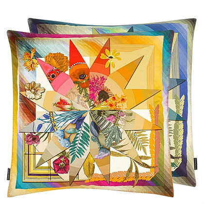 Christian Lacroix Botanic Rainbow Multicolore Cushion