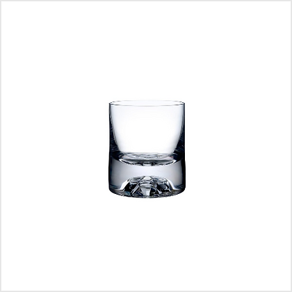 Set of 2 Lead Free Crystal Shade Whisky Tumblers