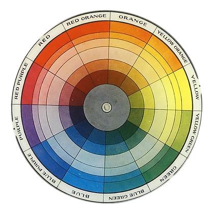 John Derian Colour Dictionary Decoupage Round Dish