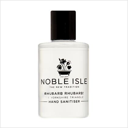 Noble Isle Rhubarb Rhubarb Travel Size Hand Sanitiser