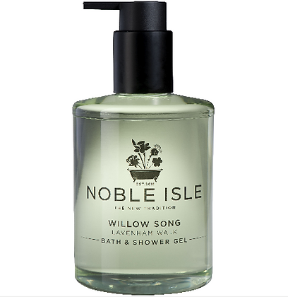 Noble Isle Willow Song Shower Gel