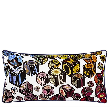 Christian Lacroix Nature Games Multicolore Cushion