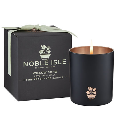 Noble Isle Willow Song Fine Fragrance Scented Candle