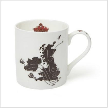 Ali Miller London Fine Bone China Home Sweet Home Mug