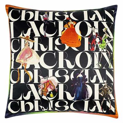 Christian Lacroix Parade Jais Cushion