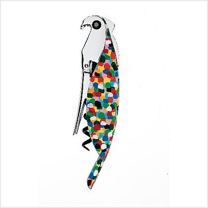 Alessi Multi Coloured Proust Sommelier Corkscrew