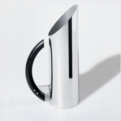 Alessi Tua Mirror Polished Stainless Steel Pitcher
