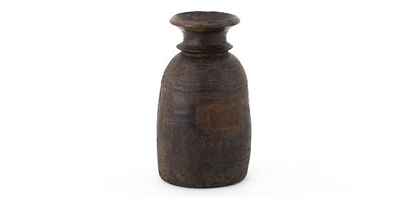 Flamant Handmade Wooden Pot