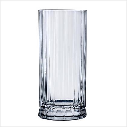 Set of 4 Lead Free Crystal Wayne High Ball Glasses