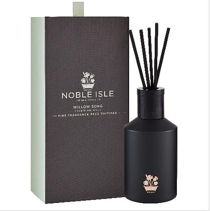 Noble Isle Willow Song Fine Fragrance Diffuser