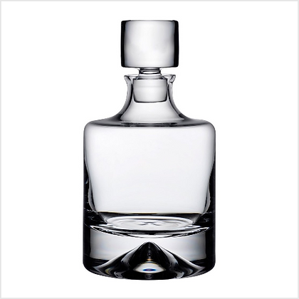 Lead Free Crystal No 9 Whisky Decanter