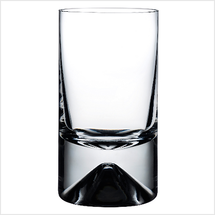 Set of 4 Lead Free Crystal No 9 Low Ball Tumblers