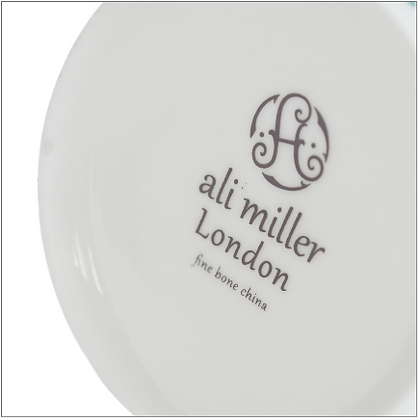 Ali Miller London Fine Bone China Always an Adventure Mug