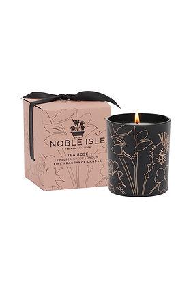 Noble Isle Tea Rose Fine Fragrance Scented Candle