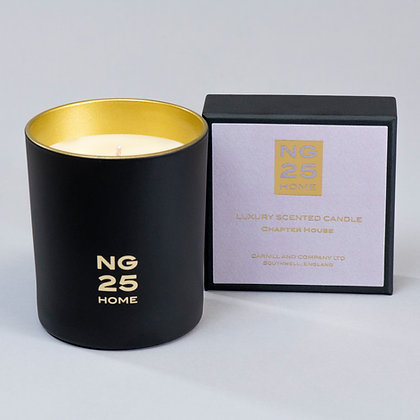 NG25 HOME CHAPTER HOUSE LUXURY FRAGRANCED CANDLE
