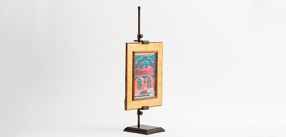 Flamant Decorative Metal Easel