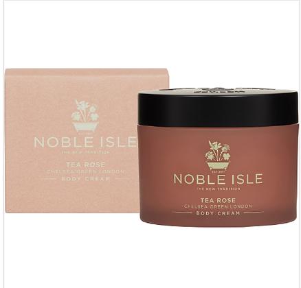 Noble Isle Tea Rose Body Cream
