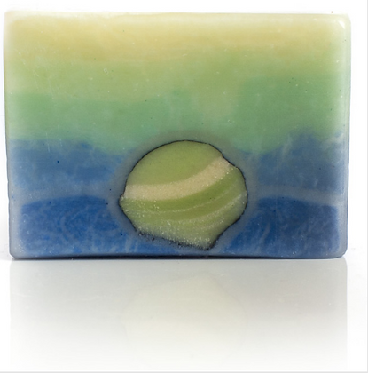 Baressential Jasmine, Lime and Grapefruit Beauty Bar