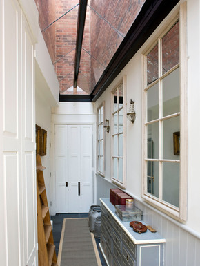 Great to have one of my spaces featured on Houzz...........