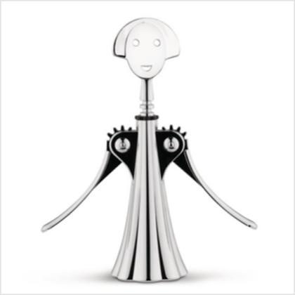Alessi Anna G Stainless Steel Corkscrew