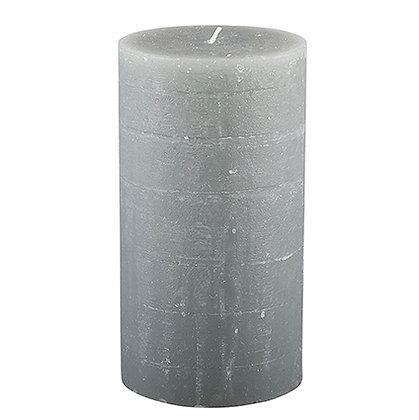 Broste Rustic Pillar Candle 10x18cm