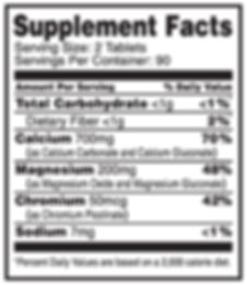 cholestaway ingredients