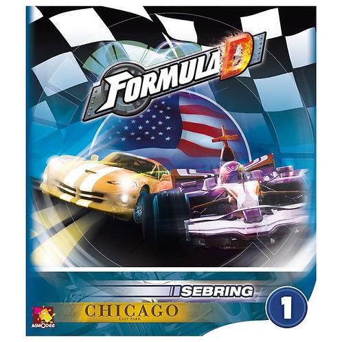 Formula D Expansion 1: Sebring & Chicago