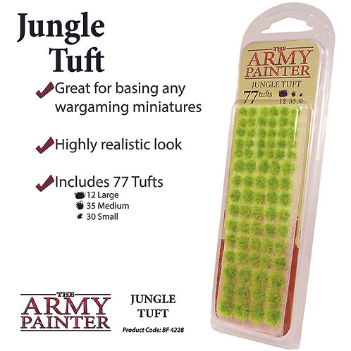 Battlefield Jungle Tuft