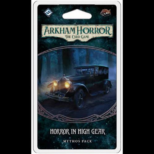 Arkham Horror LCG: Horror in High Gear Mythos Pack