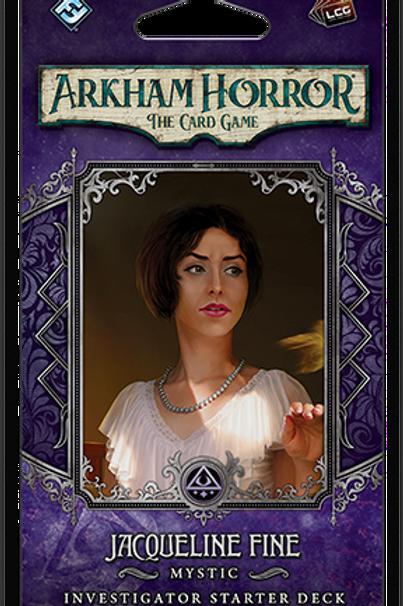 Arkham Horror LCG: Jacqueline Fine Investigator Starter Pack