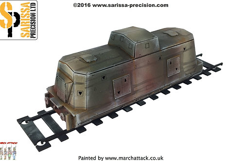 Armoured Infantry Carriage