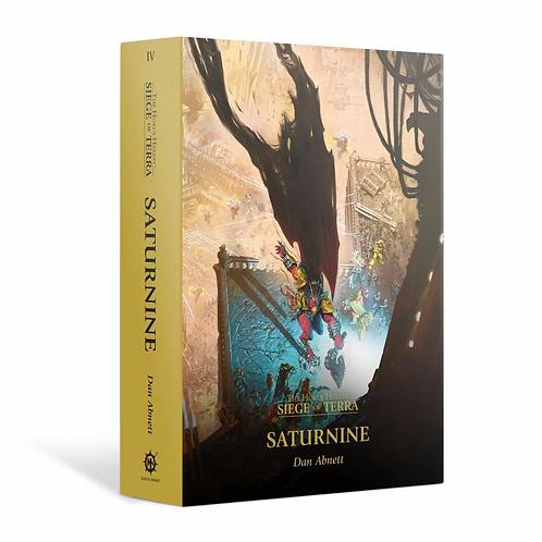 Saturnine: Book 4 (Hardback)
