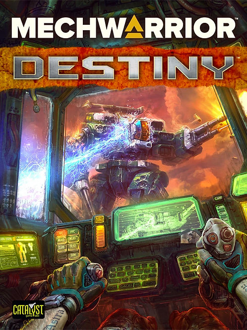 Battletech MechWarrior: Destiny