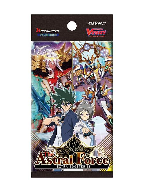 Astral Force Booster Pack