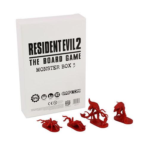 Resident Evil 2: The Board Game - Monster Box 3