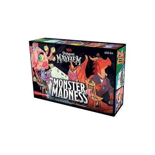 Dungeon Mayhem Deluxe Edition (Monster Madness)